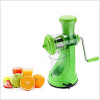 Handheld Fruit Juicer