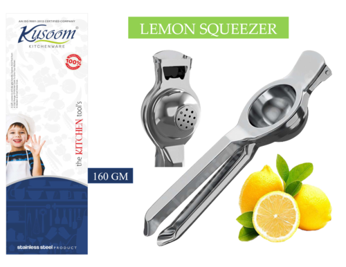 Lemon Squeezer With Opener