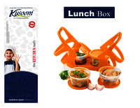 Kusoom Plastic Lunch Box