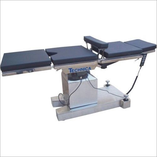 Stainless Steel Operation Theatre Table