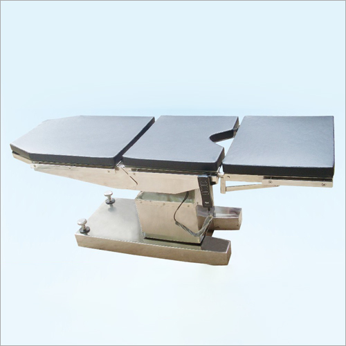 Obstetric Gynae Surgery Table With De-Attachable Mattress