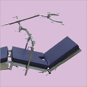 Neurosurgical Head Fixator for Sitting Position