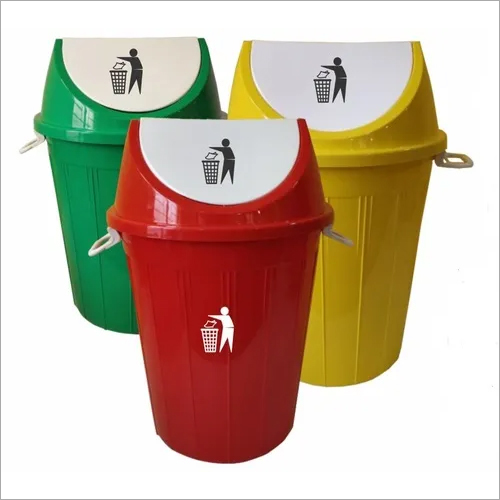 Bin Swing Round 60 Ltrs, 47 dia x 72 cm Commercial
