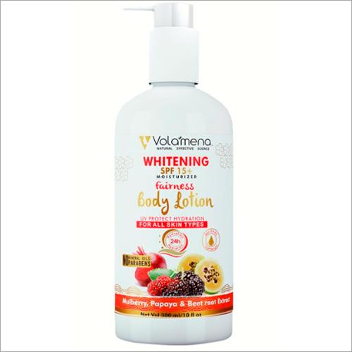 Whitening Moisturizer With Spf 15