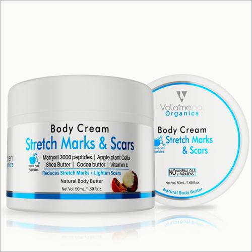 50 Ml Volamena Body Cream For Stretch Marks