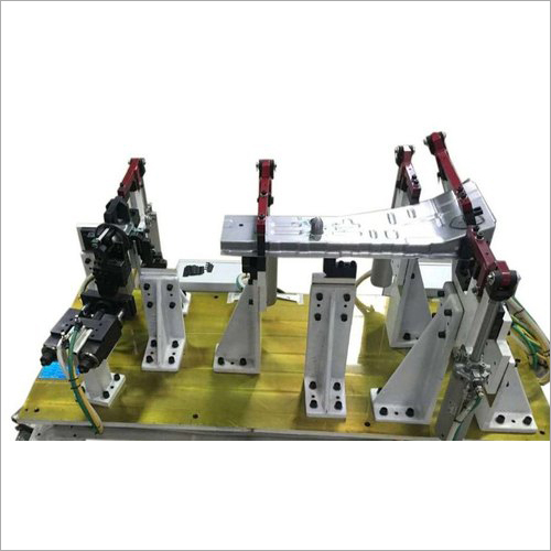 Assembly Welding Jig Fixtures