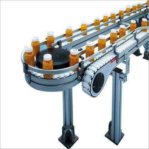 Food Inclined Chain Conveyor