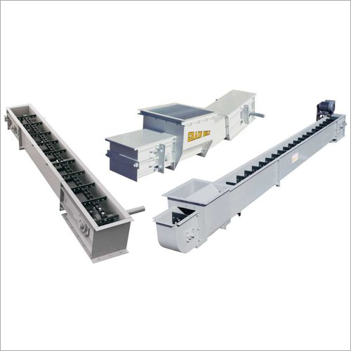 Industrial SS Packed Conveyor