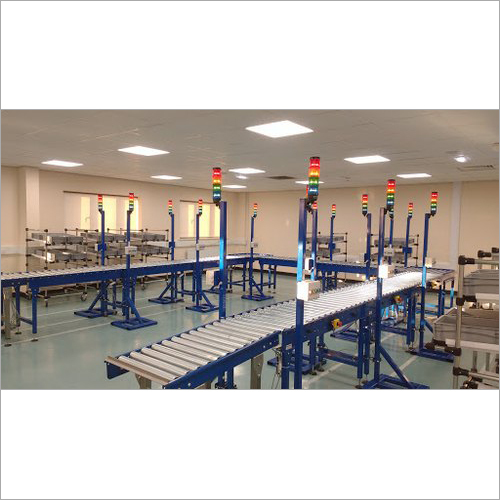 Tablet Conveyor System