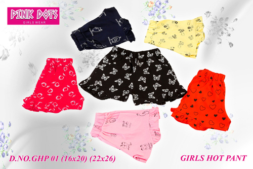 Girls Hot Pant