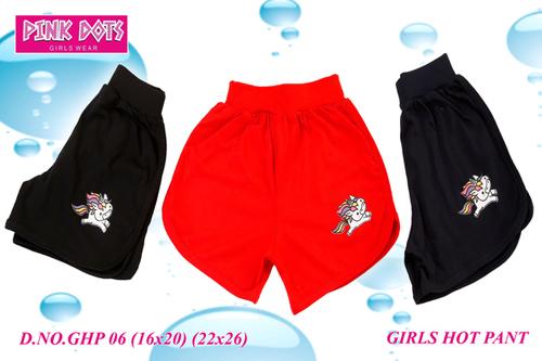 Baby Girl HOT Pant
