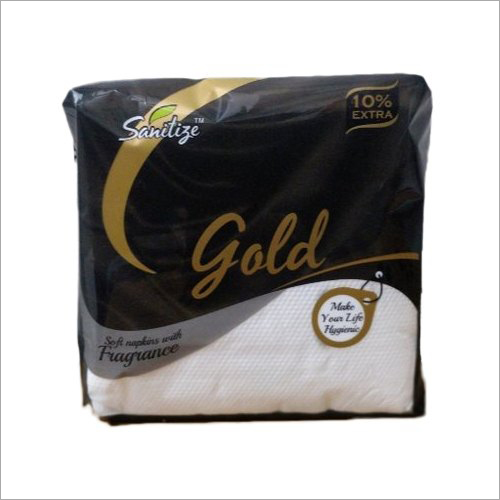 Sanitize Gold with Fragrance Tissue Paper