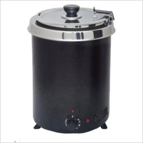 Soup Warmer 6 Ltr. Metal Body, Commercial