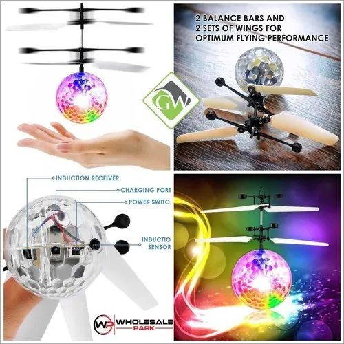 Infrared Ball Helicopter