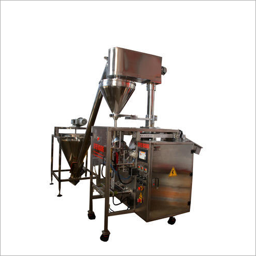 VFFS Auger Filler Machine