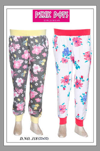 Light Color Girls Joggers