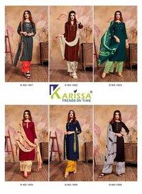 Chunariya Karissa Thread Work Palazzo Kurti