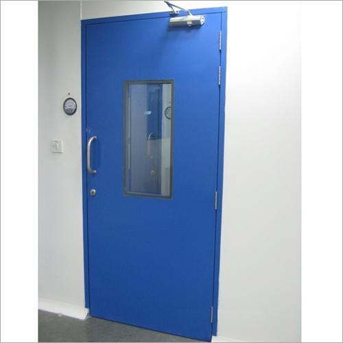 Clean Room Single Door
