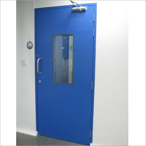 Steel Clean Room Doors