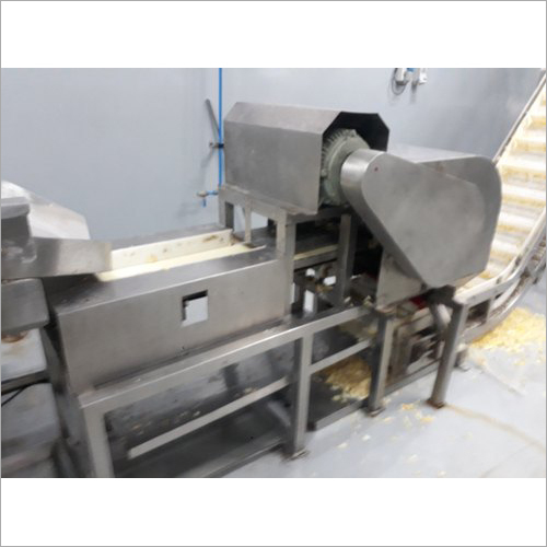 Three Phase Mango Cutting Machine