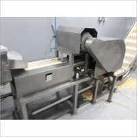 Three Phase Mango Cutting Machine