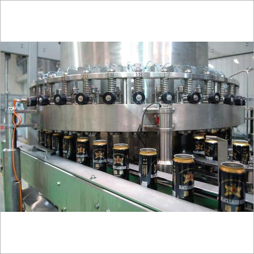 Stainless Steel Canning and Bottling Lines