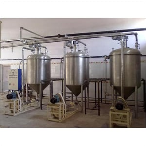 Industrial Stainless Steel Tank Weighing System