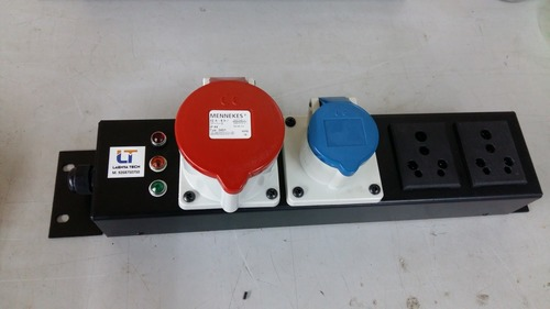 Power Distribution Unit with Industrial Socket 16Amp and 32Amp