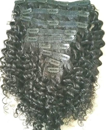 Deep Curly Clip In Hair Extensions