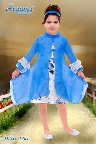 Blue Kids Seasons Midi
