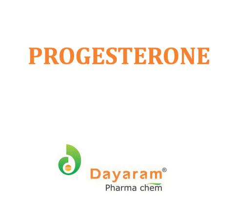 PROGESTERONE API
