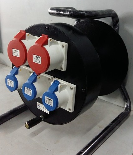 Cable Reel 16Amp and 32Amp Socket