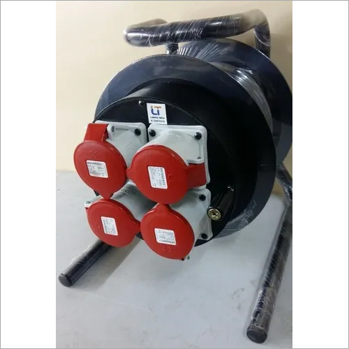 Cable Reel 32Amp Socket