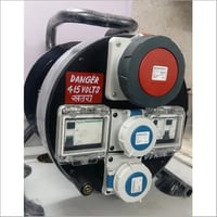 Cable Reel 63Amp Socket with ELCB
