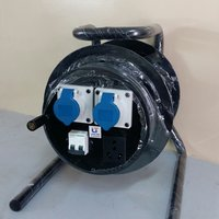 Cable Reel 16Amp Socket with MCB