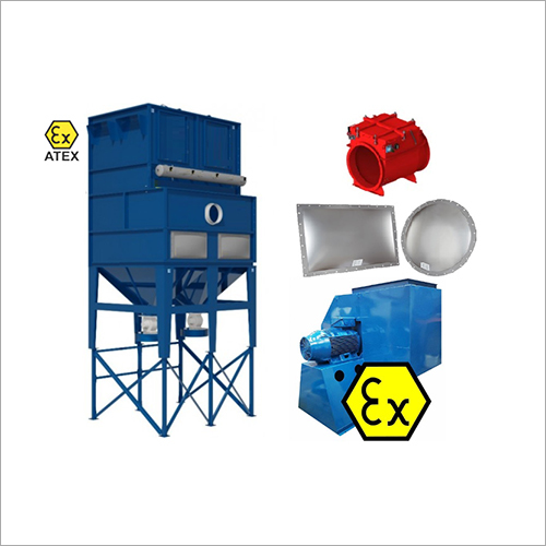 ATEX Atmospheric Explosive Compliant System