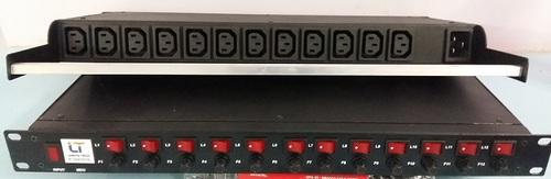 MDU 12 Ways IEC C13 Socket