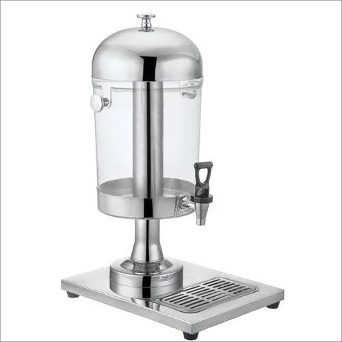 Juice Dispenser Single 8 Ltr, 36 x 27 x 56 cm, SS Tap