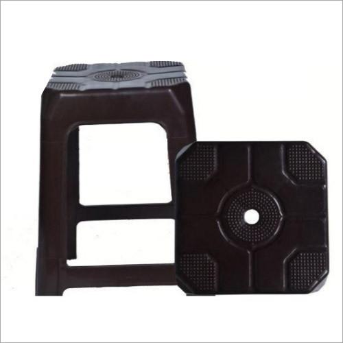 Square Plastic Stool