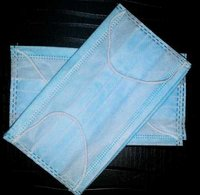 3 Ply Disposable Face Mask (Stitching)