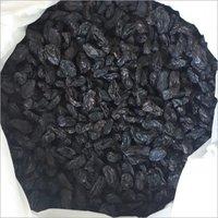 Black Dry Grapes