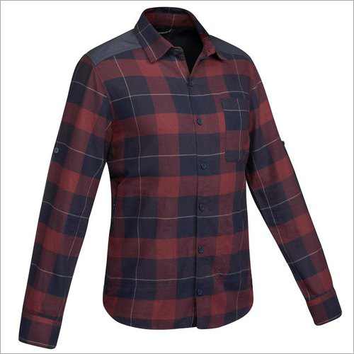 Mens Full Sleeve Cotton Shirts