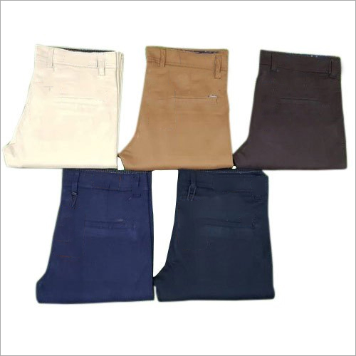 Mens Formal Cotton Pants