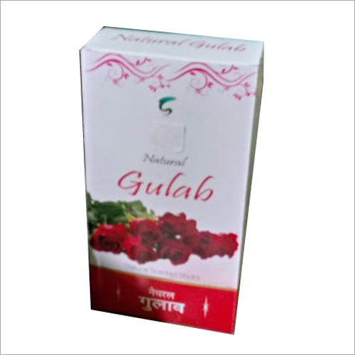 Natural Gulab Fragrance Incense Stick