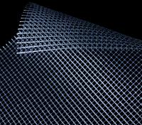 Fiberglass mesh EIFS systems