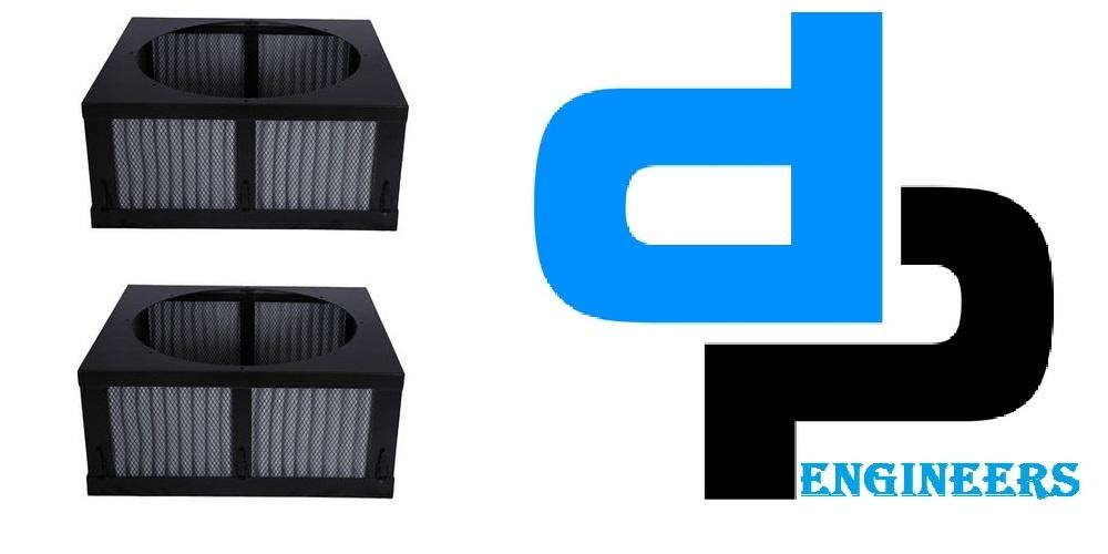 Box Air Filter For DC Motor
