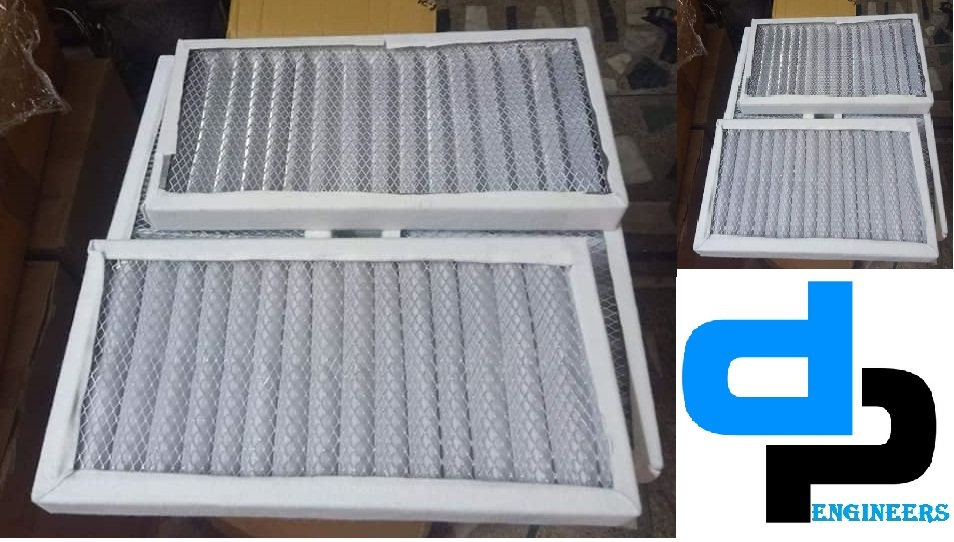 Air Filter For DC Motor Blower