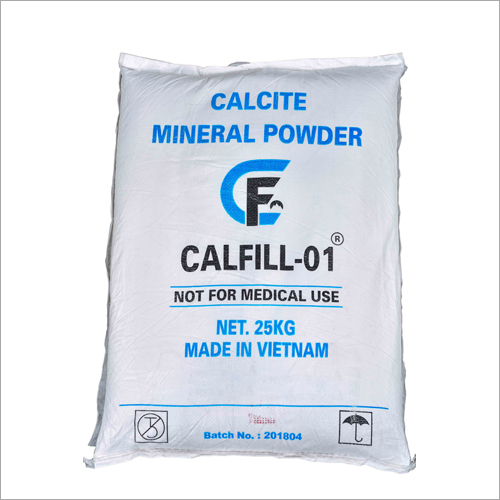 Industrial Calcite Mineral Powder