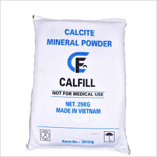 Calcite Mineral Powder