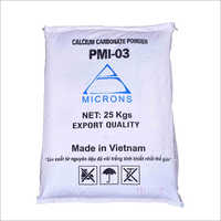 Industrial Calcium Carbonate Powder